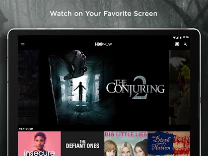 HBO NOW: Series, movies & more