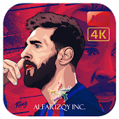 Messi Wallpapers HD 4K APK for Bluestacks