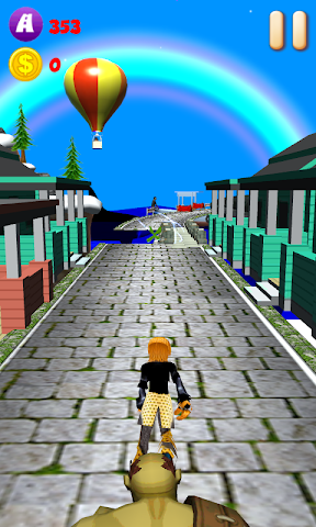 android Run Island Adventure Screenshot 0
