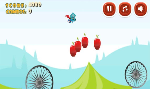 Super Gamboll - screenshot