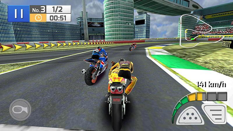 Real Bike Racing Screenshot 1
