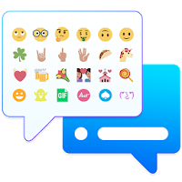 SMS + MMS Messages - GIF Text For PC (Windows And Mac)