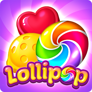 Lollipop: Sweet Taste Match 3 For PC (Windows & MAC)
