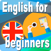 English for beginners Icon