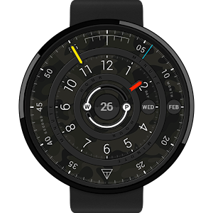 Cyclops watchface by Tove