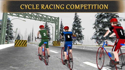 Super Cycle Amazing Rider For PC