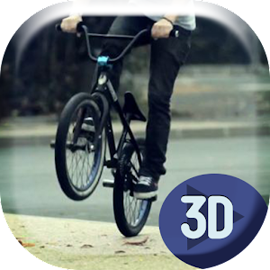 Amazing BMX Fints Live Wallpap