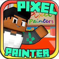 Pixel Painter for Minecraft For PC (Windows And Mac)