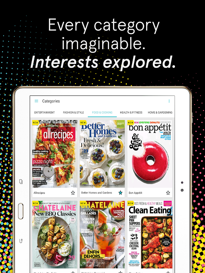 Texture – unlimited magazines Screenshot 12