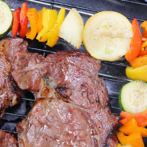 Super Easy Steak Marinade
