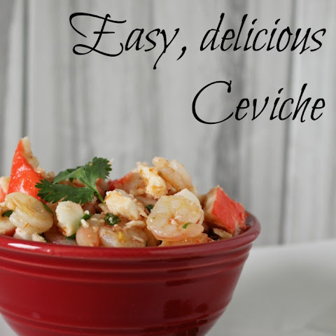 Easy Ceviche