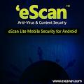 App eScan Mobile Security Lite version 2015 APK