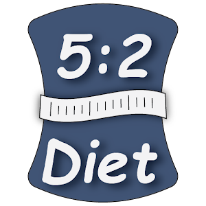 5:2 Fast Diet Tracker for Android