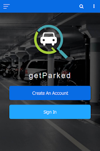 getParked - screenshot