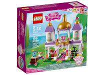 Королевский замок для домашних любимцев принцесс