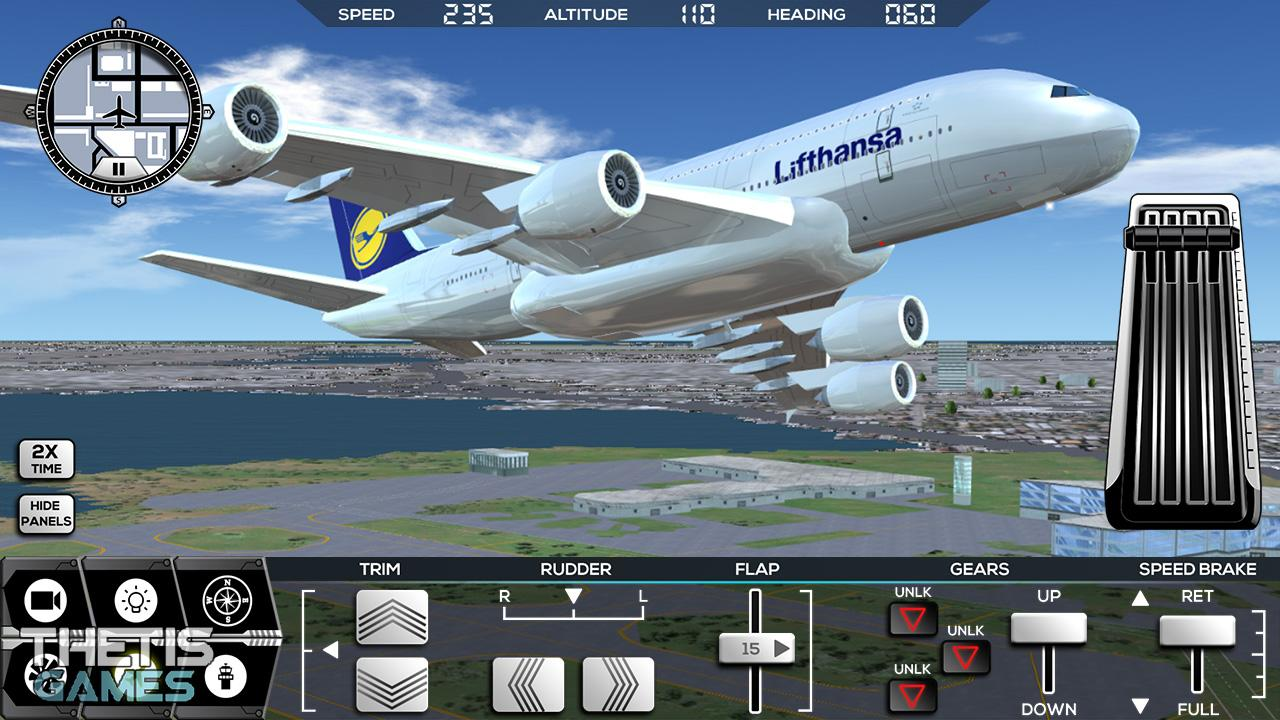 Flight Simulator FlyWings 2017 Screenshot 2