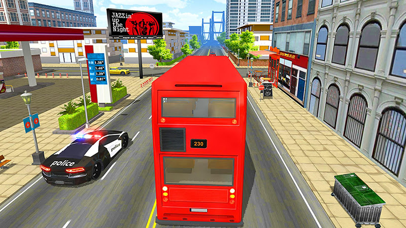 Bus Simulator 2018: City Driving Screenshot 2