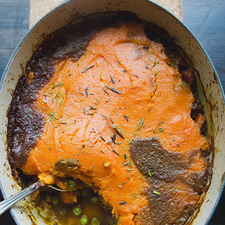 Shepherd's Pie With Sweet Potato Mash {Gluten-Free, Grain-Free ...