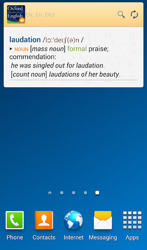 OfficeSuite Oxford Dictionary screenshot 6