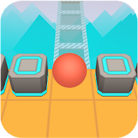 Scrolling Ball in Sky: casual rolling game pour PC (Windows / Mac)