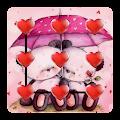 App Pink bear theme sweetheart APK for Windows Phone