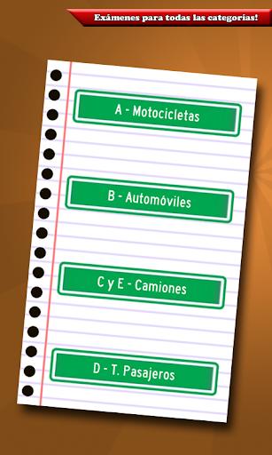 Examen de Licencia de Conducir screenshot 4