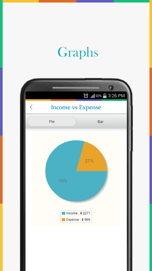 Expense Manager - My Budget Screenshot 6