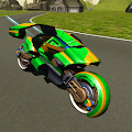 Flying Motorbike Stunt Rider APK for Bluestacks