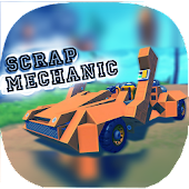 App NEW Free Guide For Scrap Mechanic Game. APK for Kindle