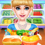 Supermarket Shopping Mall : Fun with Food Icon