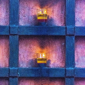Lighting on the wall by Hariharan Venkatakrishnan - Artistic Objects Still Life