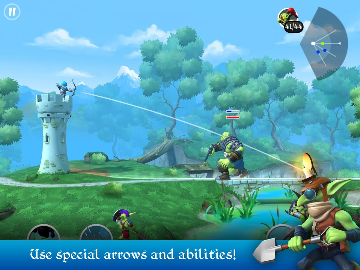 Tiny Archers Screenshot 9