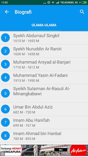 Ensiklopedia Islam screenshot 3