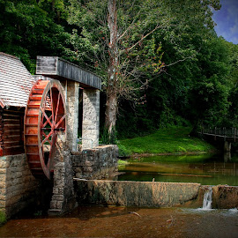 Bardstown Mills, Kentucky  by Paul Mays - Buildings & Architecture Public & Historical