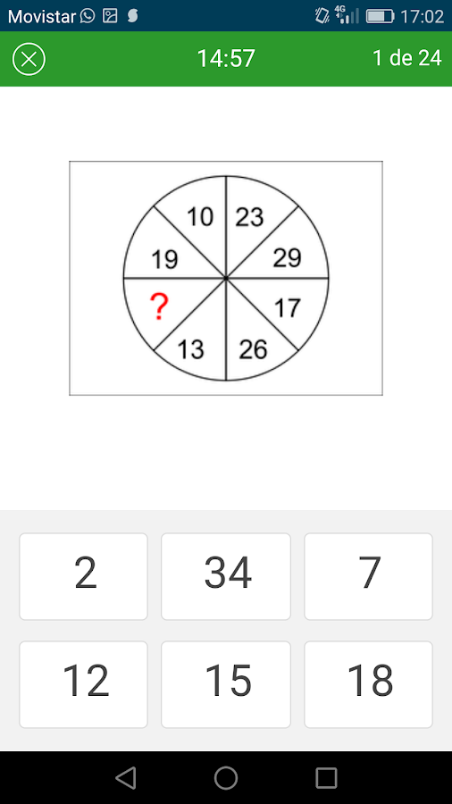 Bequiz App Screenshot 2