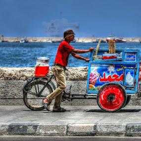 by Tawfik Dajani - People Street & Candids