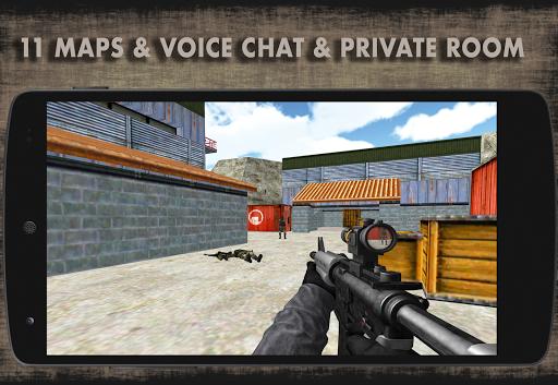 Gun Strike Online FPS