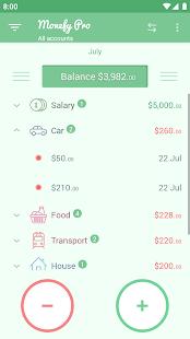 Monefy - Money Manager