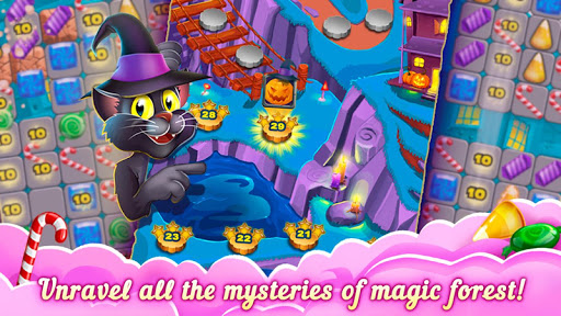 3 Candy: Sweet Mystery - screenshot