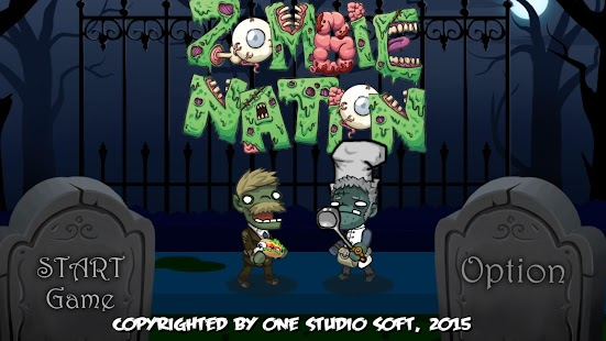 Rise Of Zombie Nation (Unreleased) - screenshot