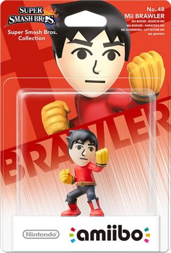 Mii Brawler packaged (thumbnail) - Super Smash Bros. series