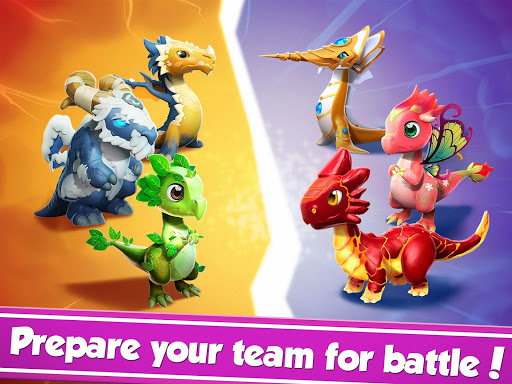 Dragon Mania Legends screenshot 14