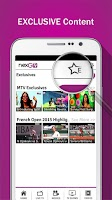Screenshot of nexGTv - Live TV,Movies,Videos