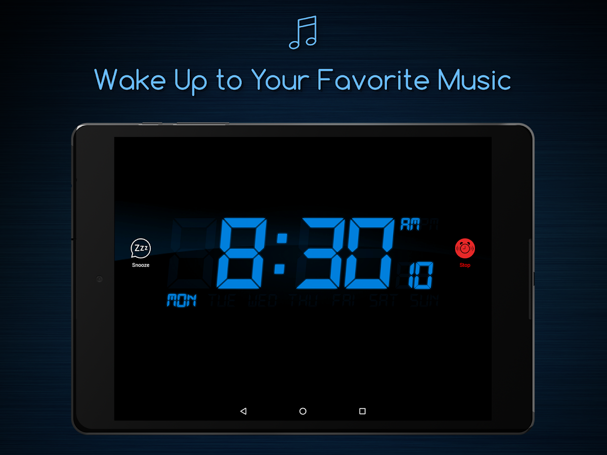 Alarm Clock for Me free Screenshot 8
