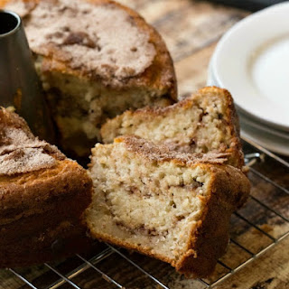 Cinnamon Banana Coffee Cake Recipes