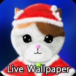 Snowing live wallpaper (Luna) Icon