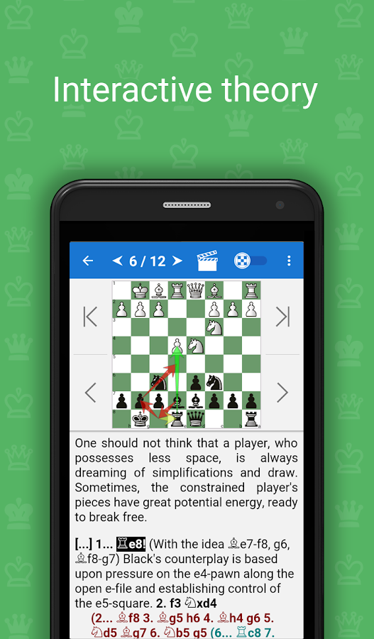 Chess Strategy (1800-2400) Screenshot 2