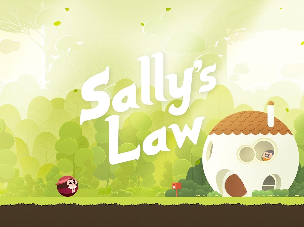 Sally's Law Screenshot 0