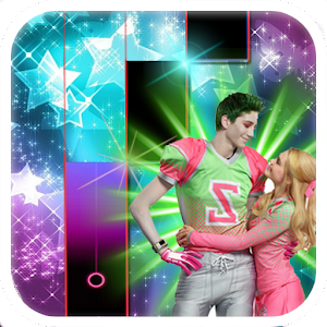Zombies Disney's Piano Tiles For PC / Windows 7/8/10 / Mac – Free Download
