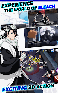 bleach brave souls apk screenshot